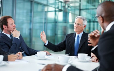 What Marv White Says about Making an Executive Level Presentation